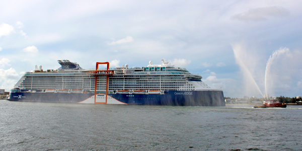 Cruise Ship Celebrity Edge