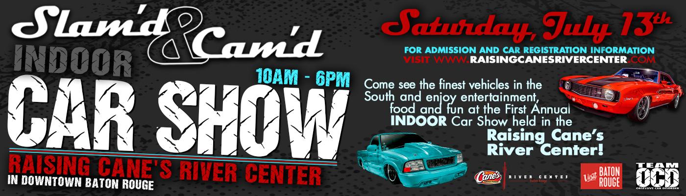 River Center Car Show